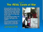 figure 31 the real costs of war