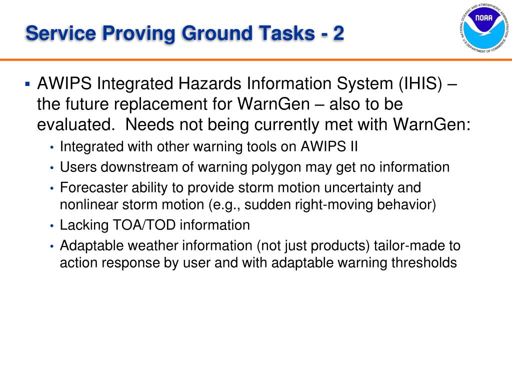 Service Proving Ground Tasks - 2