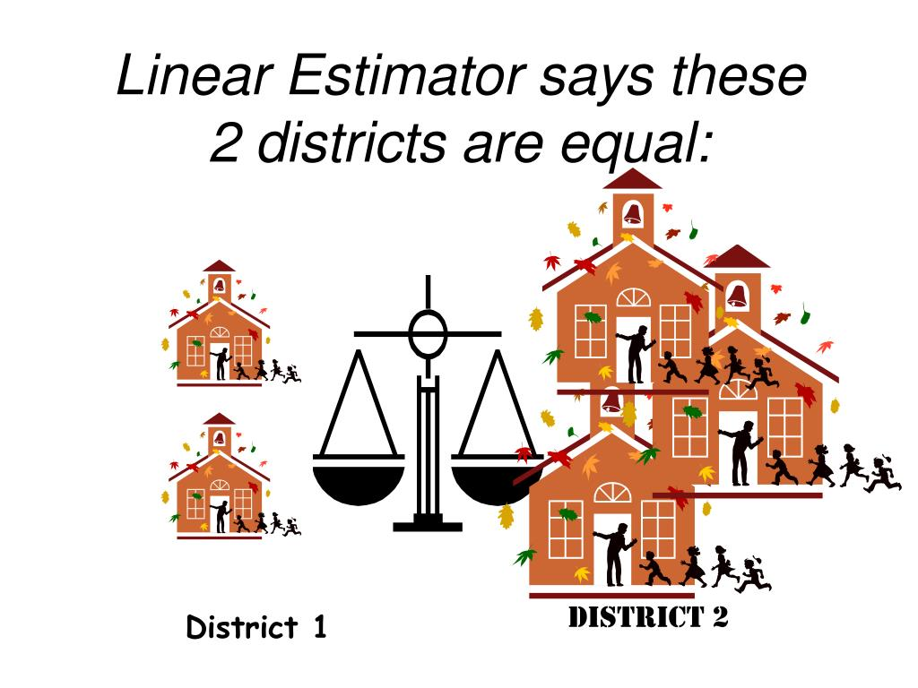 Linear Estimator says these