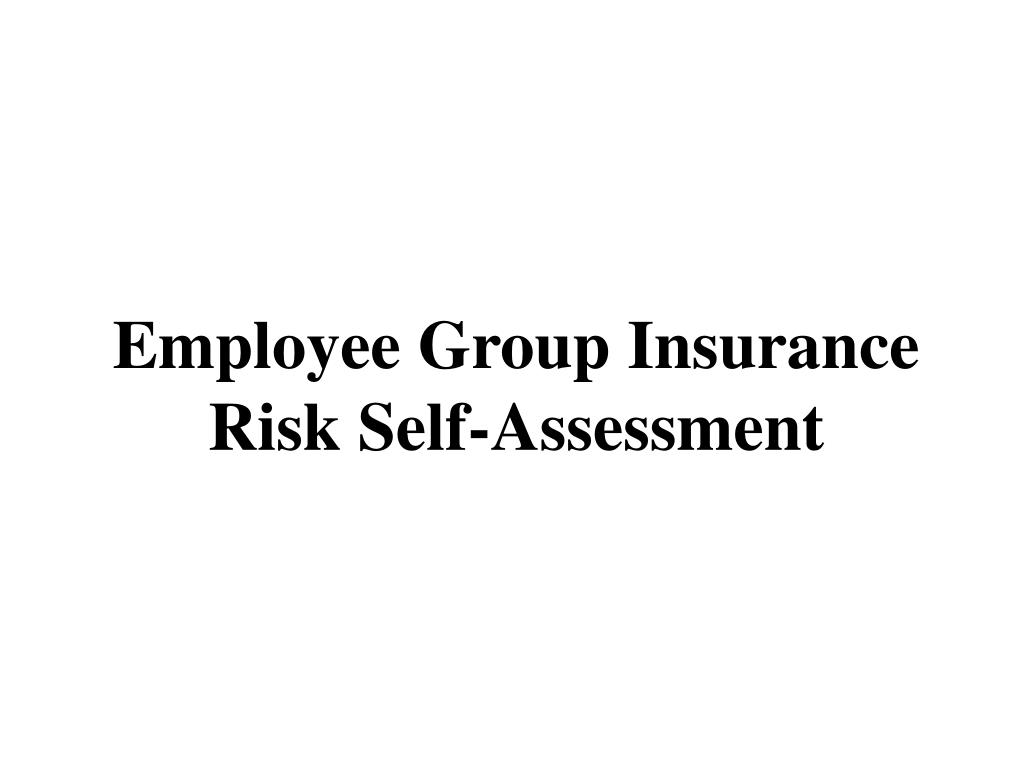 Employee Group Insurance