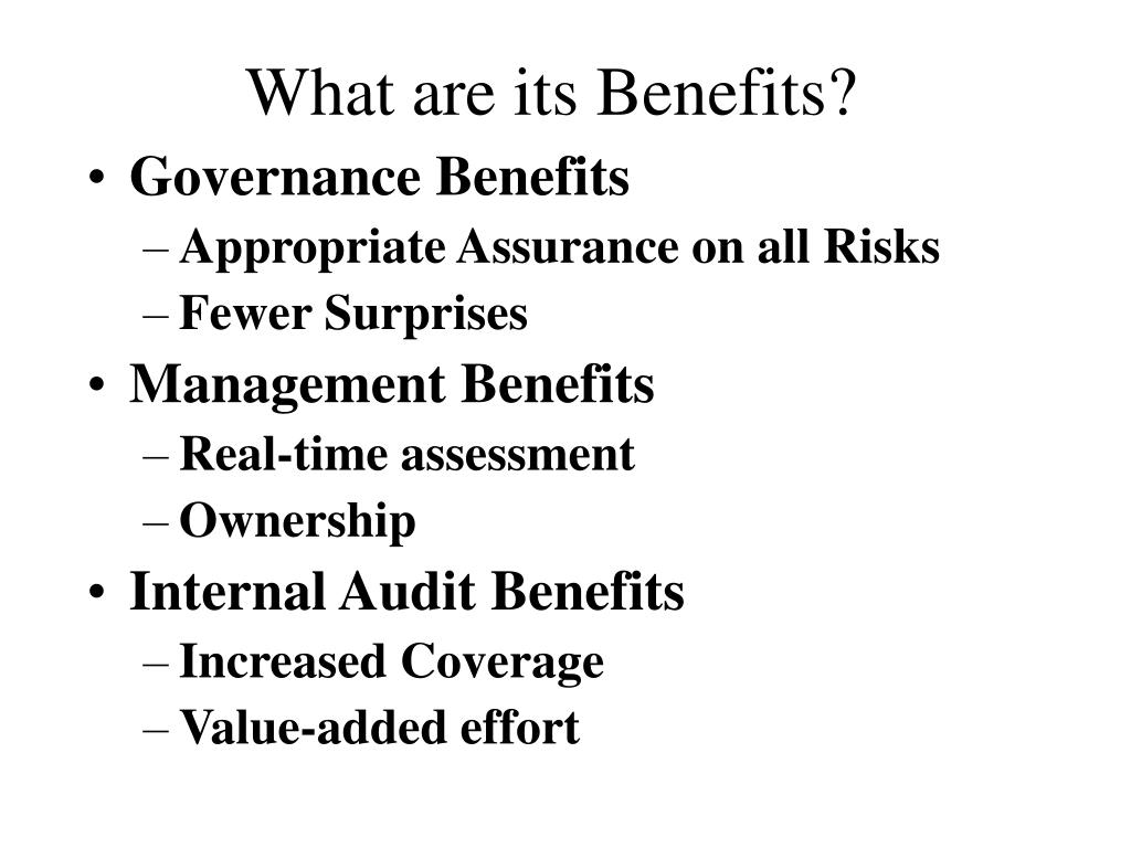 What are its Benefits?