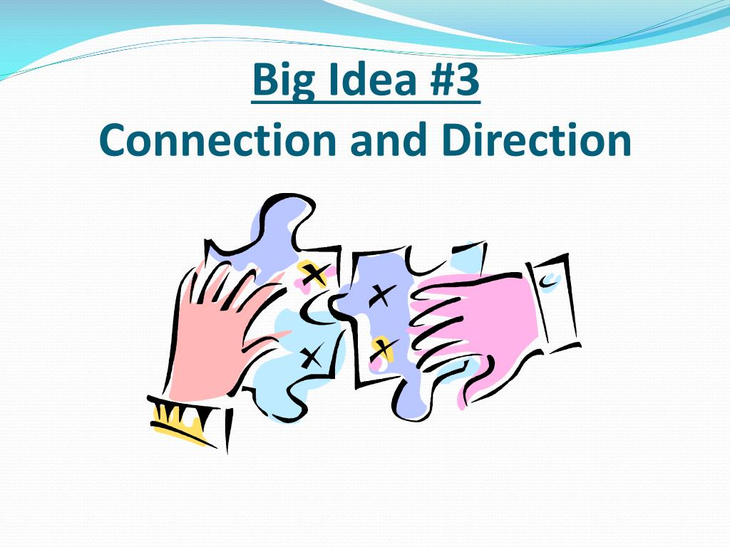 Big Idea #3