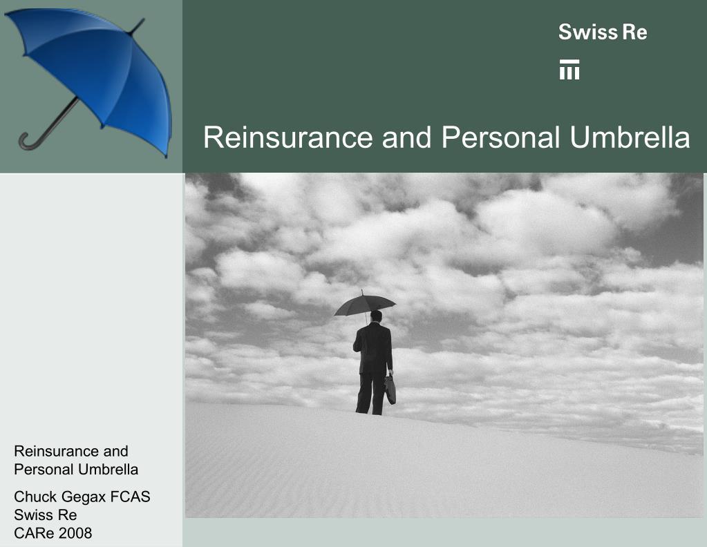 reinsurance and personal umbrella
