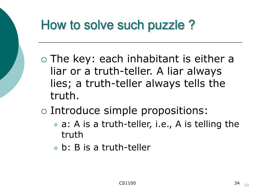 How to solve such puzzle ?