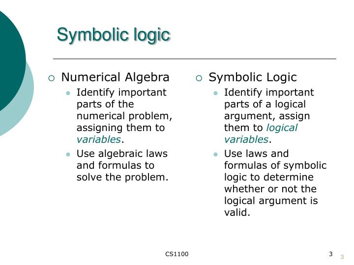 symbolic logic Brouwer's views on the foundations of mathematics have inspired the study of intuitionistic logic, including the study of the intuitionistic propositional calculus and its extensions.