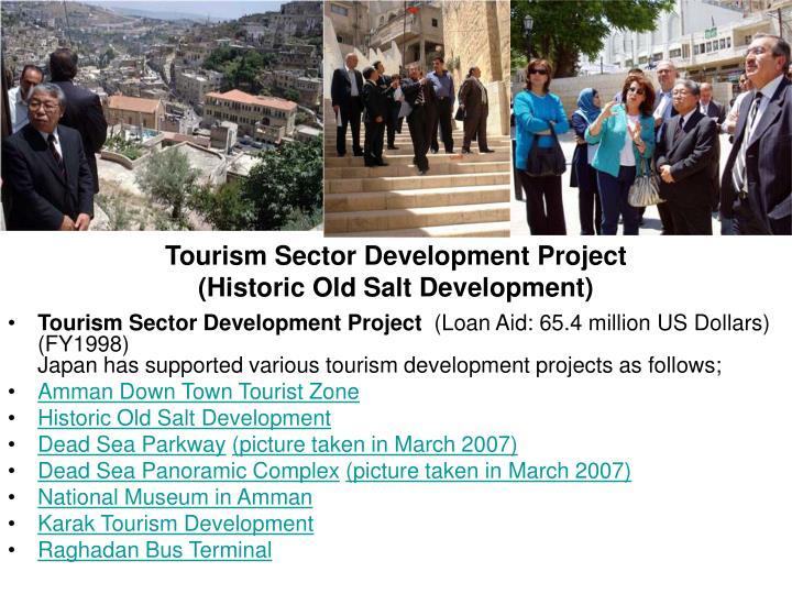 Tourism Sector Development Project