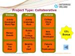 project type collaborative