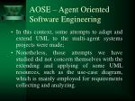 aose agent oriented software engineering5