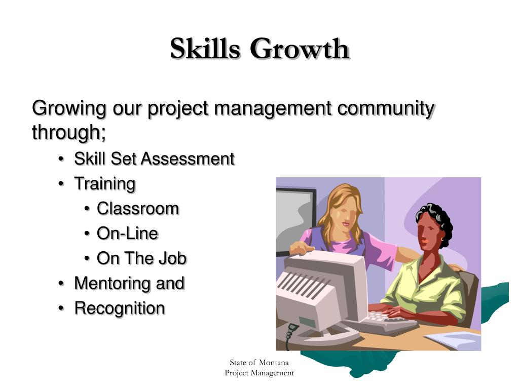 Skills Growth
