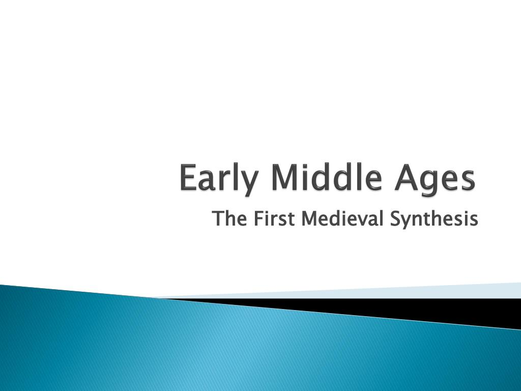 early middle ages l.