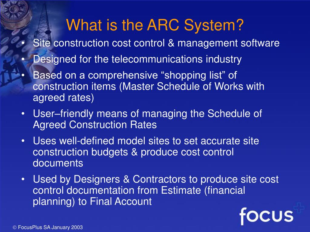What is the ARC System?