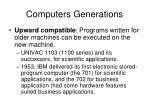 computers generations17