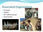 associated organizations