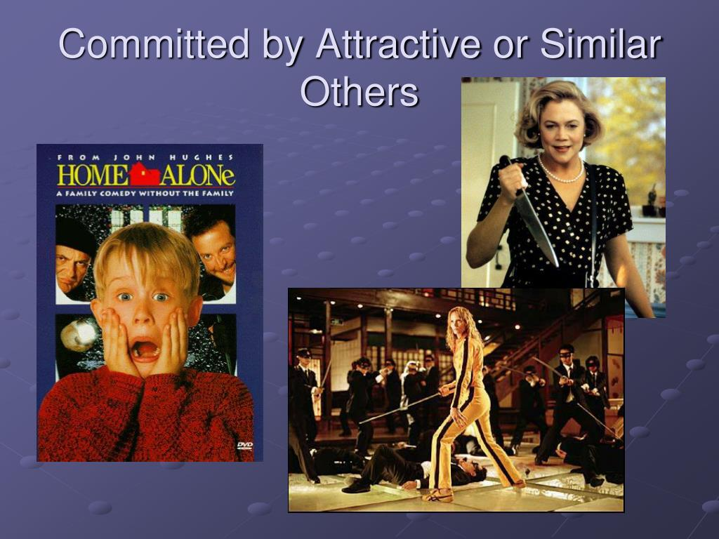 Committed by Attractive or Similar Others