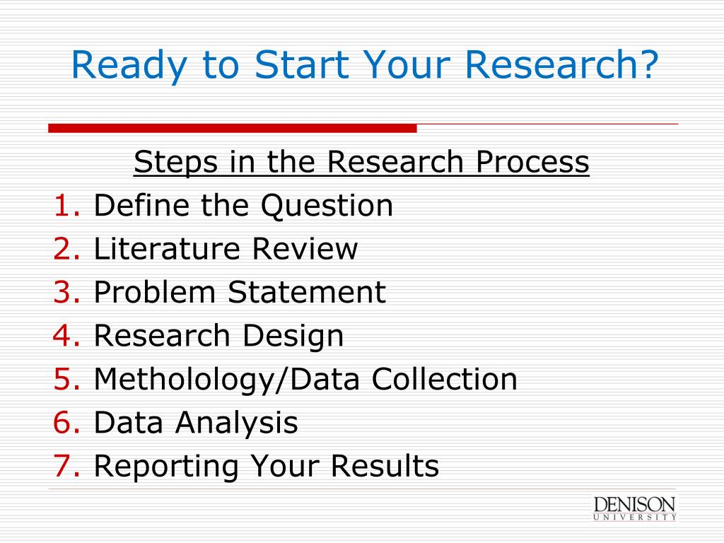 Ready to Start Your Research?