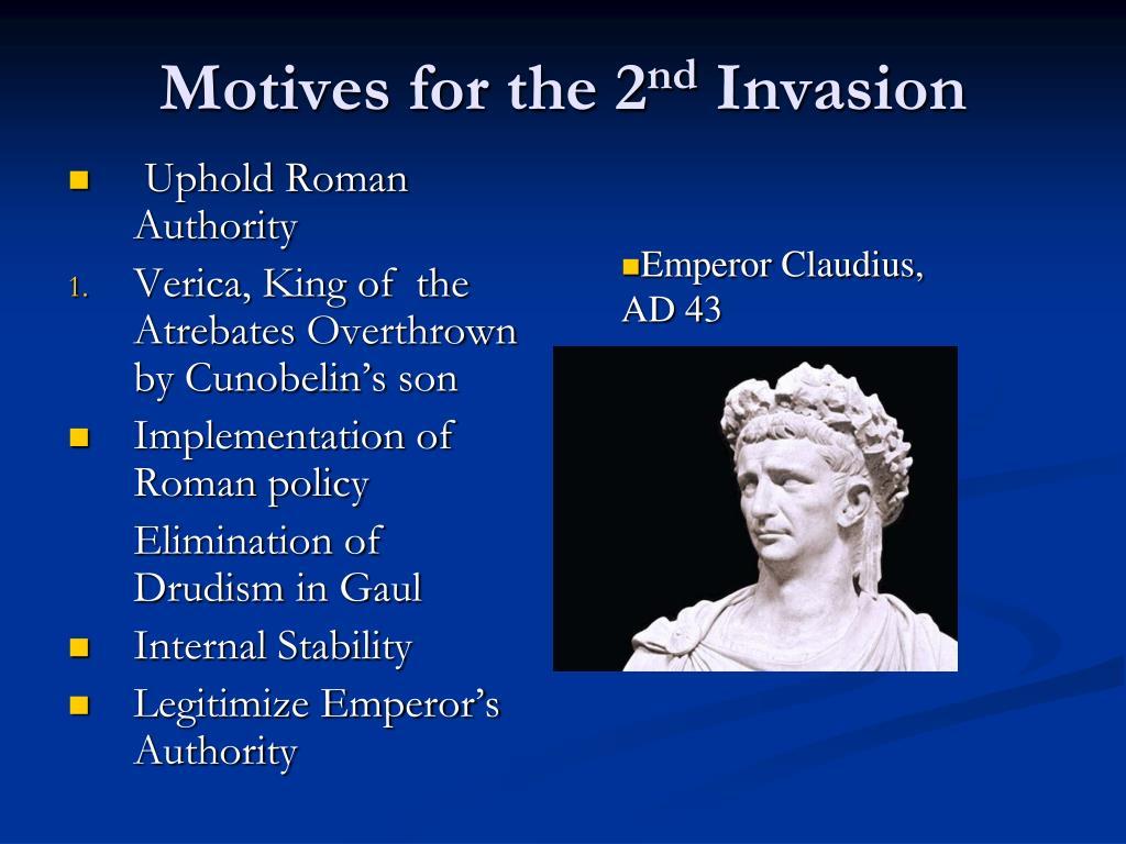 Uphold Roman Authority