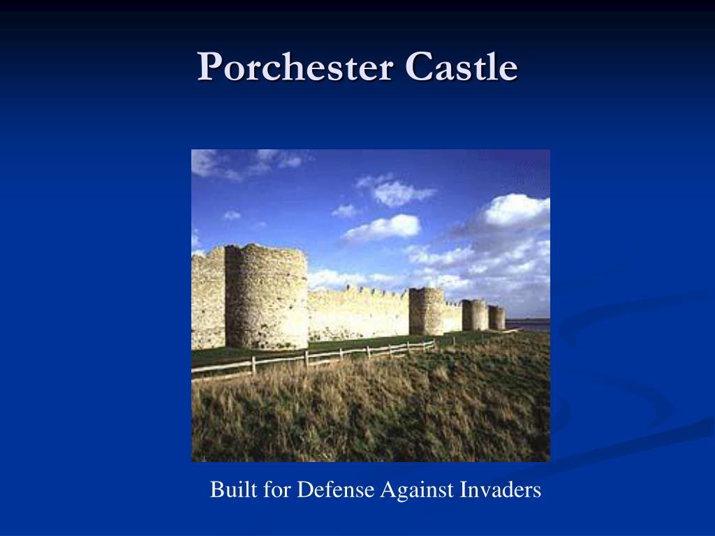Porchester Castle