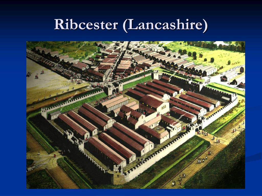 Ribcester (Lancashire)
