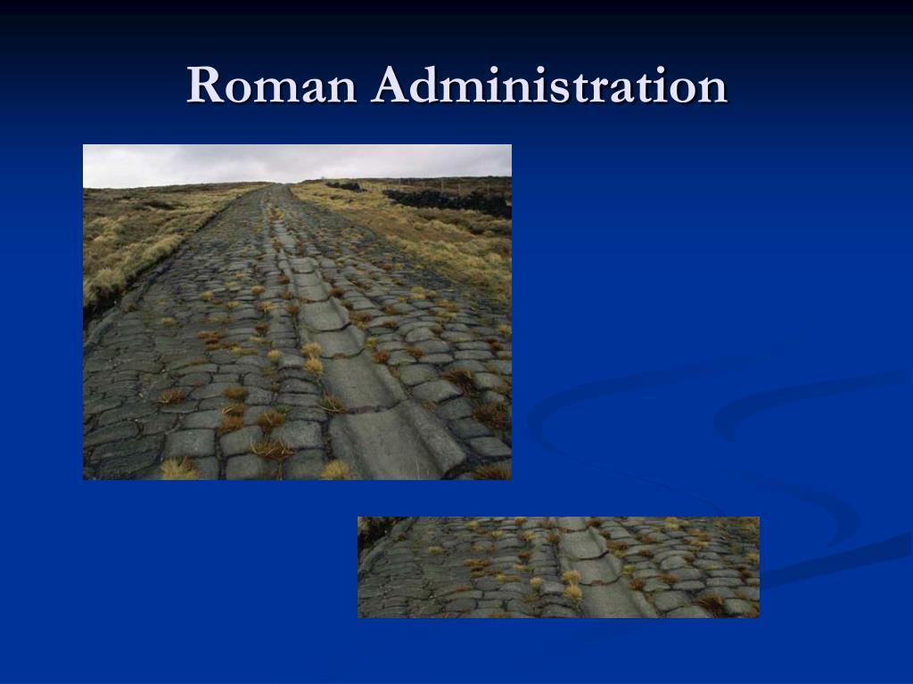 Roman Administration