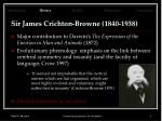 sir james crichton browne 1840 1938