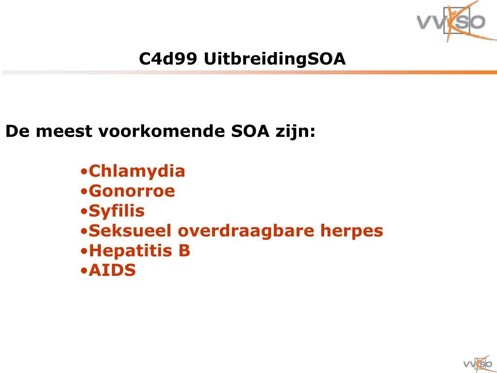 C4d99 UitbreidingSOA