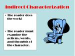 indirect characterization7