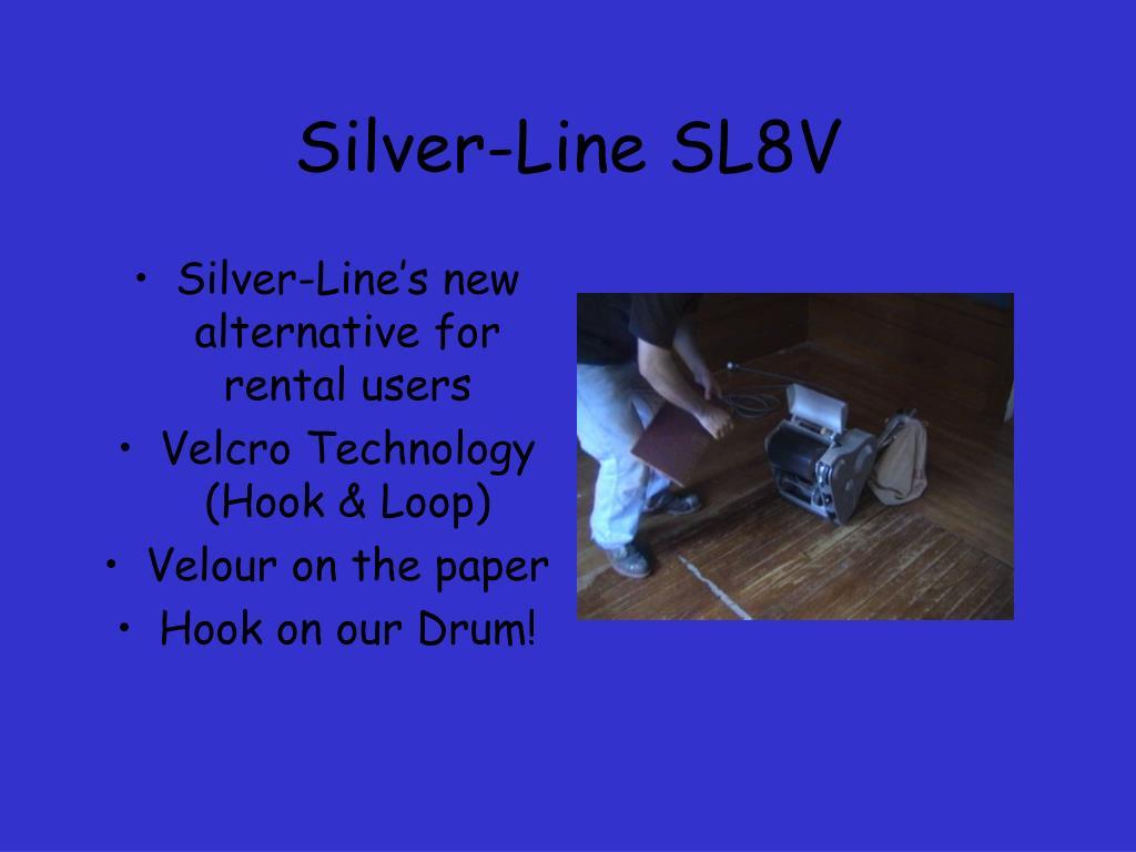 silver line sl8v l.