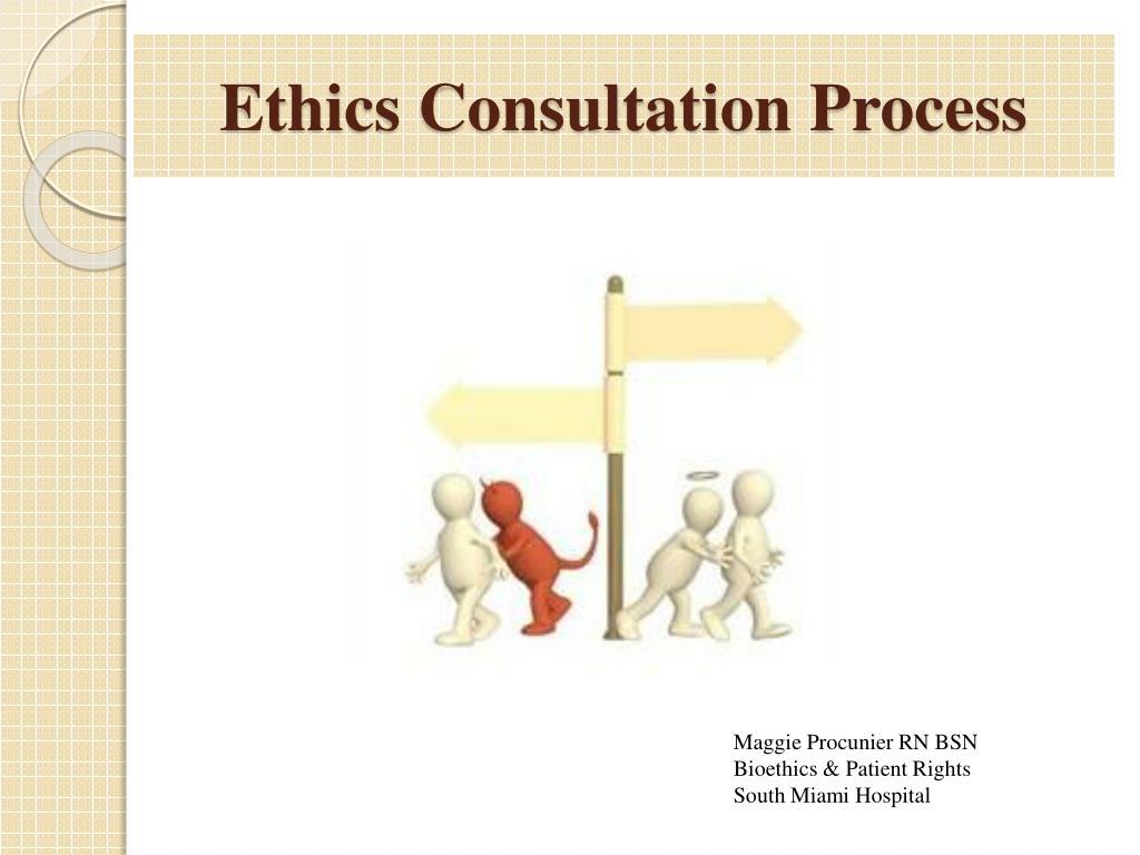 ethics consultation process l.