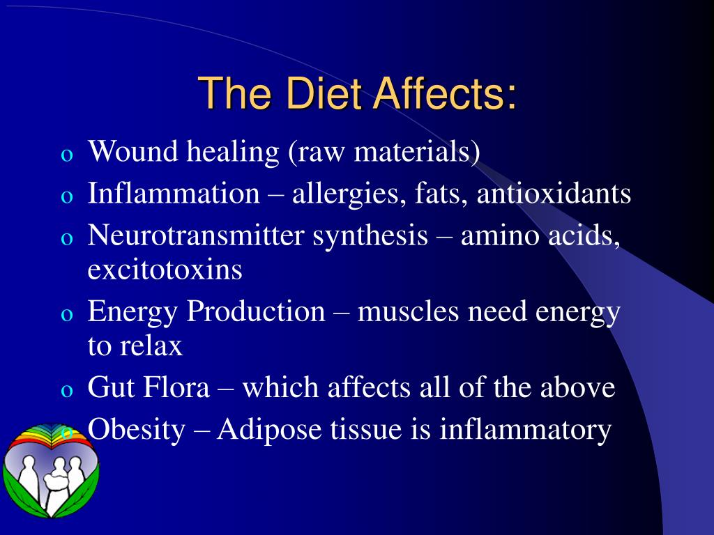 The Diet Affects: