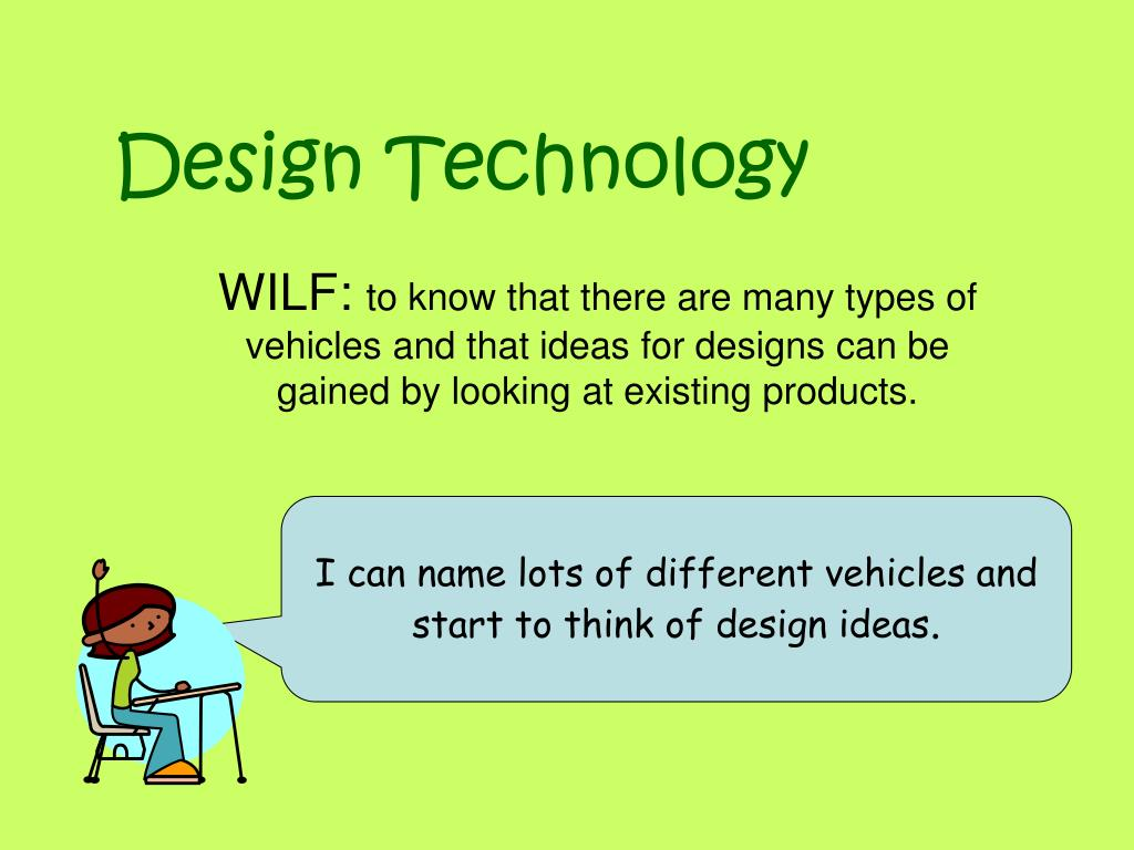 design technology l.