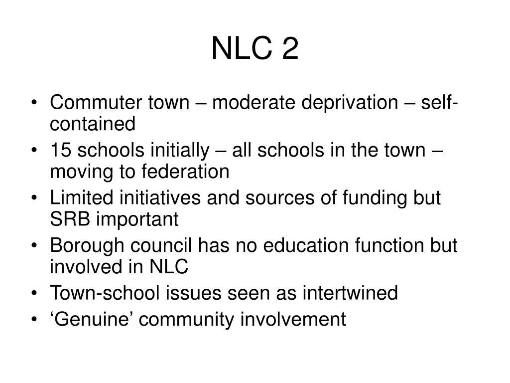 NLC 2