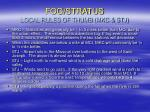 fog stratus local rules of thumb mkc stj