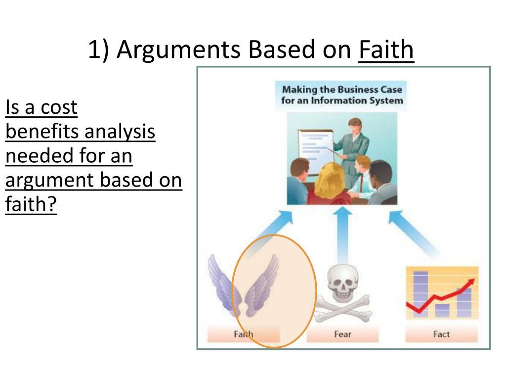 1) Arguments Based on