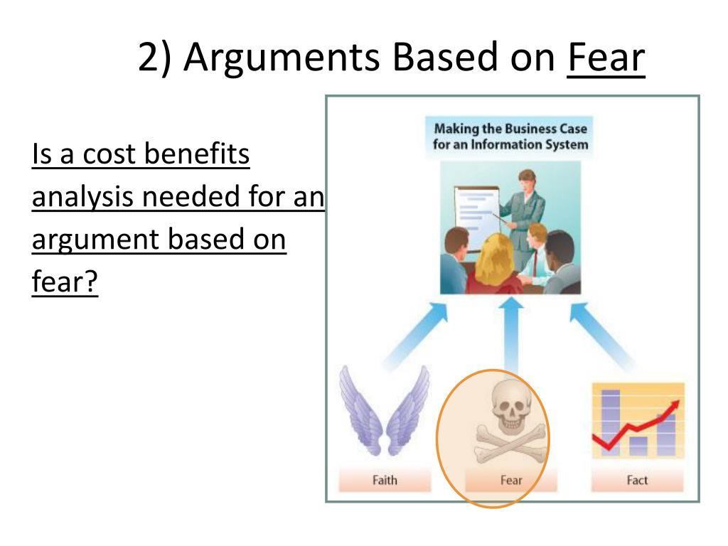 2) Arguments Based on