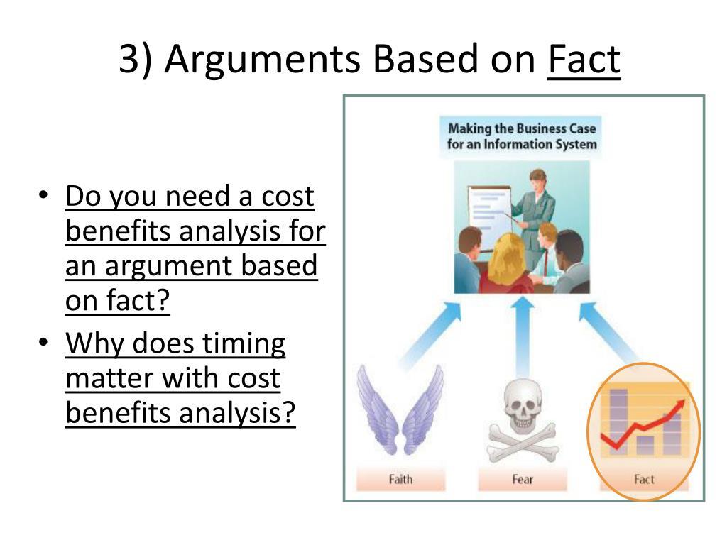 3) Arguments Based on