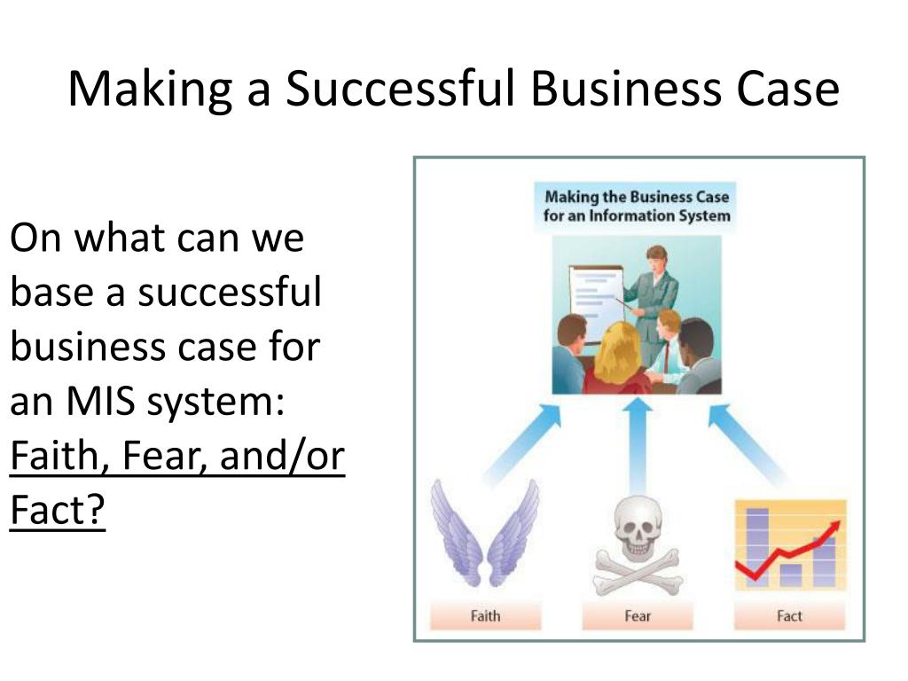 Making a Successful Business Case