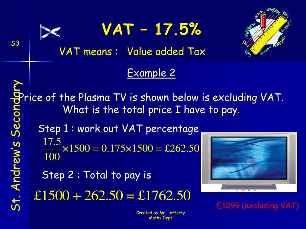 £1299 (excluding VAT)