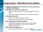 programming what binds it all together5