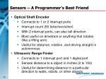 sensors a programmer s best friend15