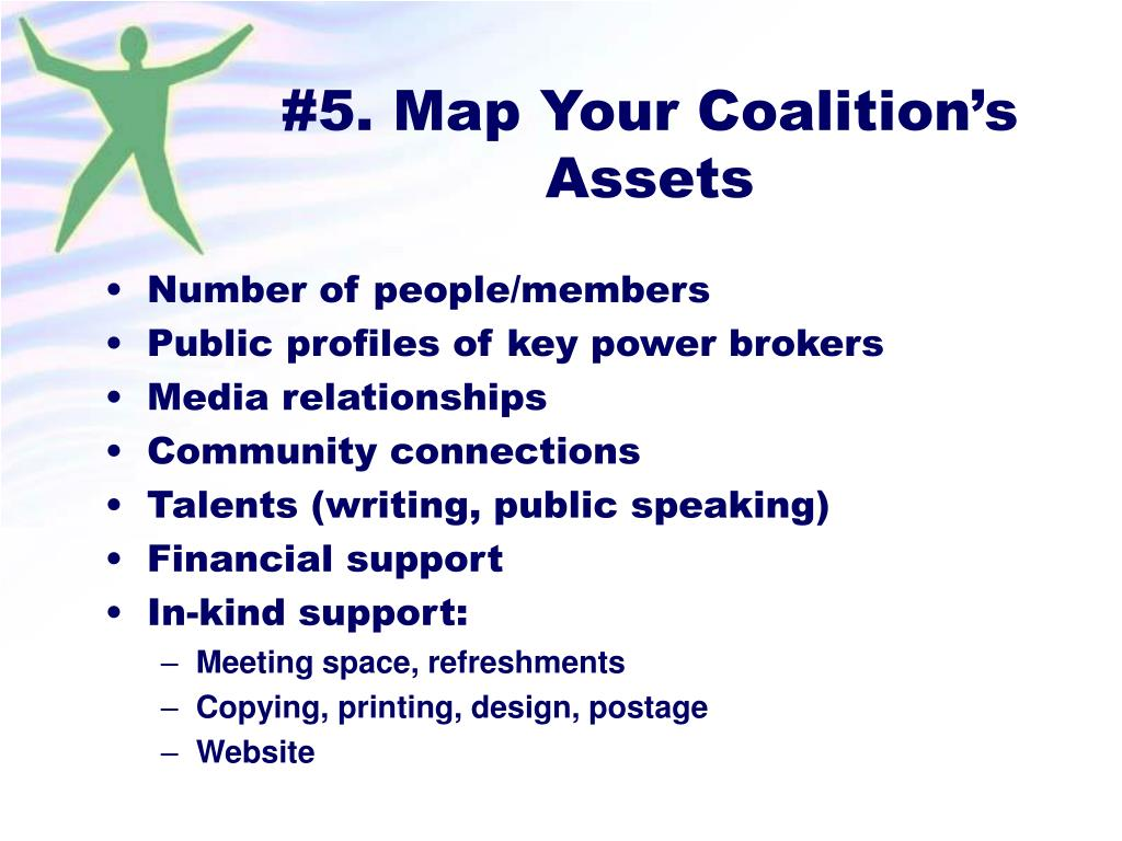 #5. Map Your Coalition's Assets
