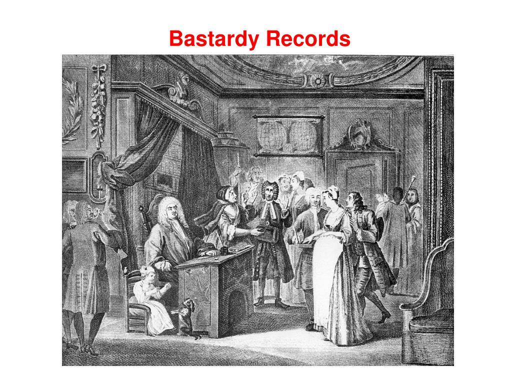 Bastardy Records