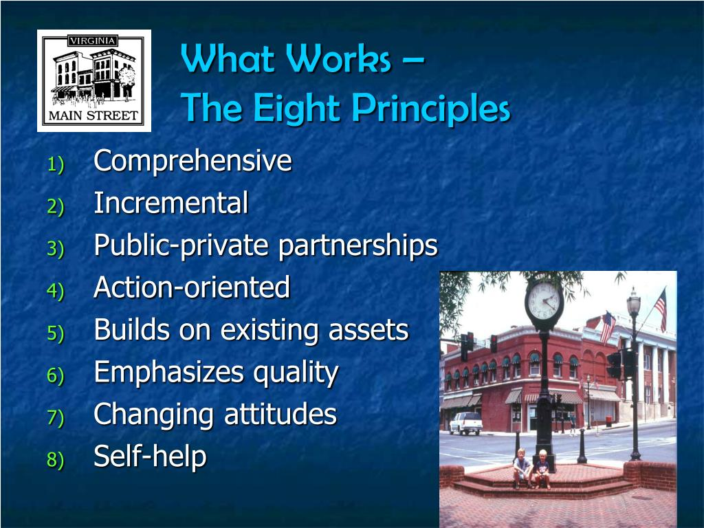 What Works –