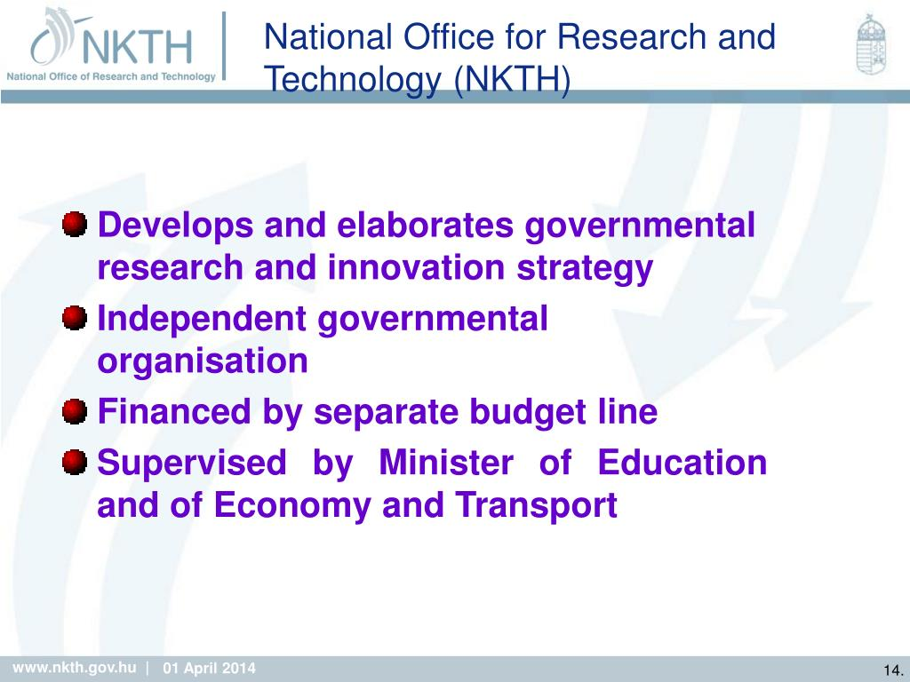 National Office for Research and Technology