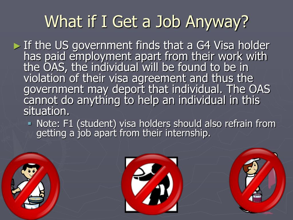 What if I Get a Job Anyway?