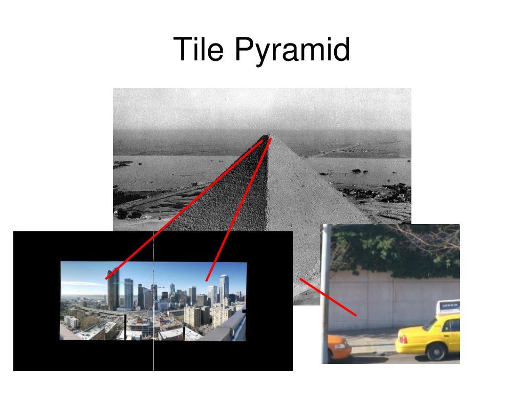 Tile Pyramid