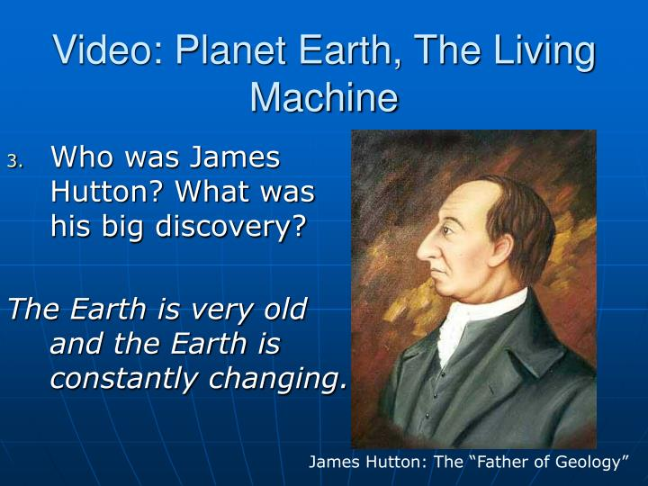 Video planet earth the living machine3