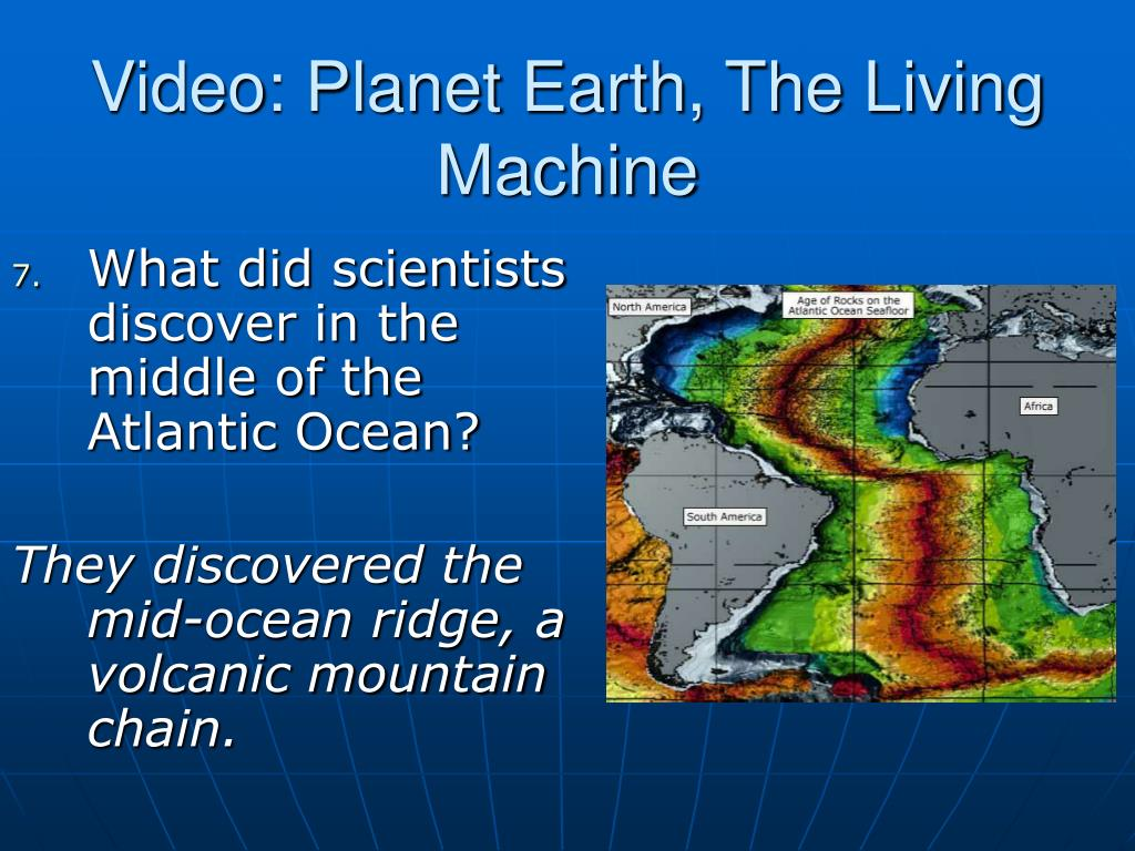 Video: Planet Earth, The Living Machine