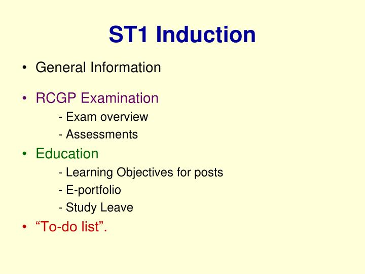 St1 induction2