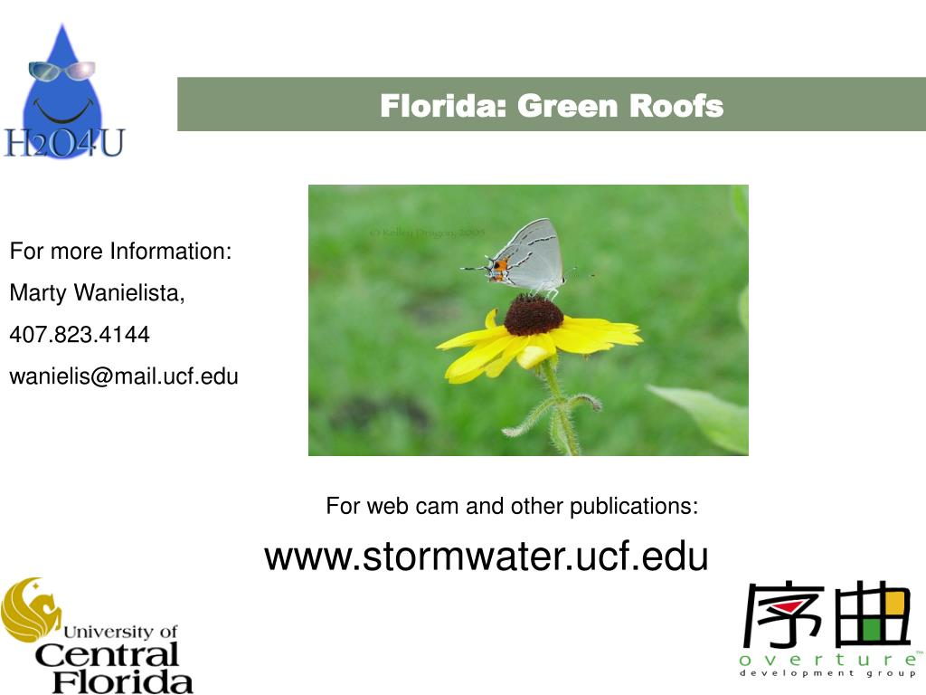 Florida: Green Roofs