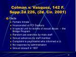 colman v vasquez 142 f supp 2d 226 2d cir 2001